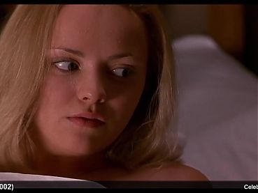 Christina Ricci and Erinn Bartlett topless and erotic movie