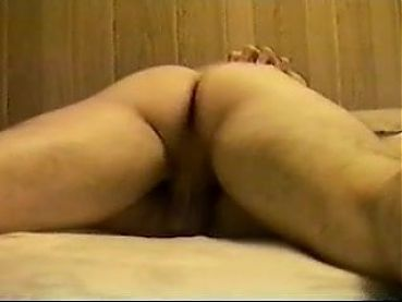 Amateur VHS #6 Both Cum Loudly and even with a Creampie!!